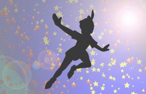 Filmes sobre a vida de escritores - autor de Peter Pan