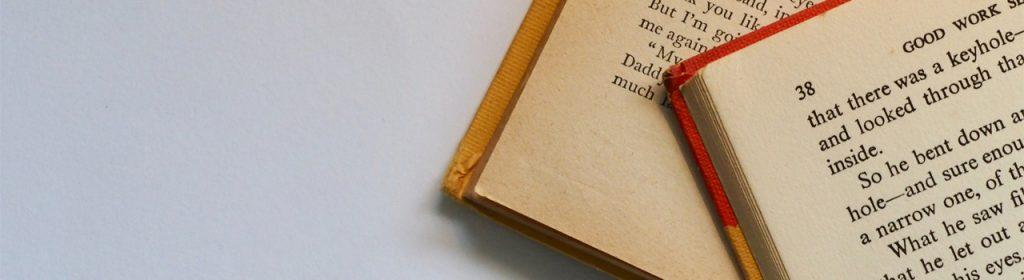 Antologias - um ótimo caminho para publicar histórias