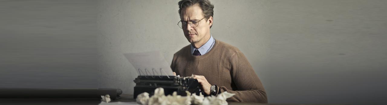Dicas de como se tornar um bom escritor